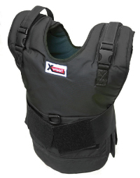weighted vest, plyo vest,football training